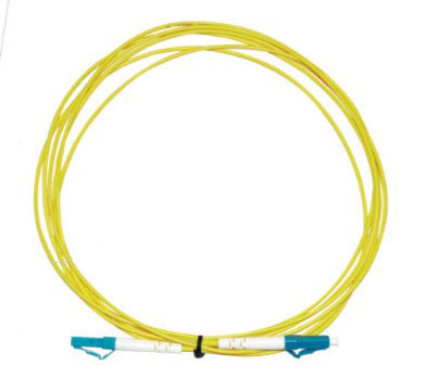LC - LC Optical Fiber Patch Cord Simplex / Duplex 2M 3M For Cabling System